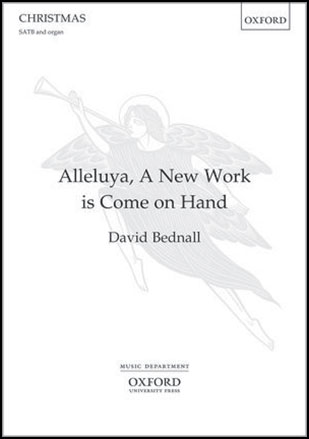 Alleluya A New Work is Come on Hand
