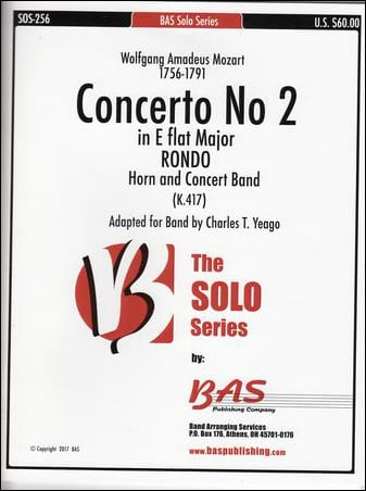 Concerto #2 in E flat Major, Rondo