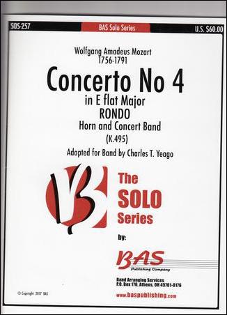 Concerto #4 in E flat Major, Rondo