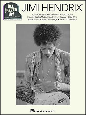 All Jazzed Up! Jimi Hendrix
