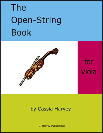 The Open String Book for Violin Cover