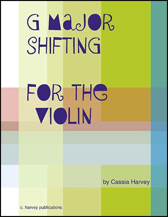 G Major Shifting for the Violin