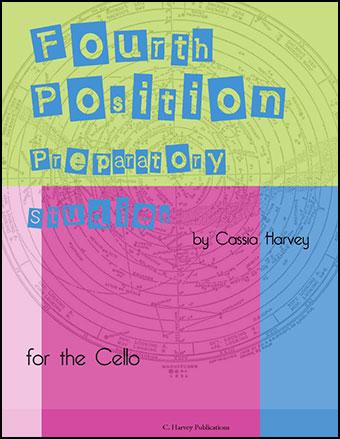 Fourth Position Preparatory Studies for Cello