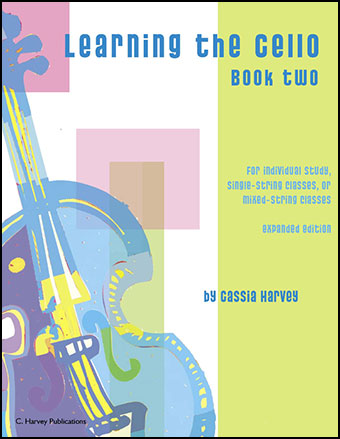 Learning the Cello #2