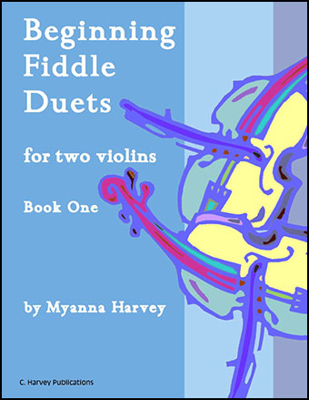 Beginning Fiddle Duets for Two Violins #1