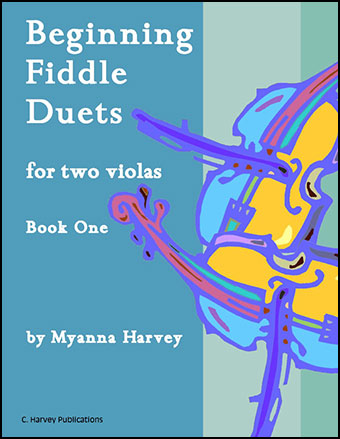 Beginning Fiddle Duets for Two Violas #1