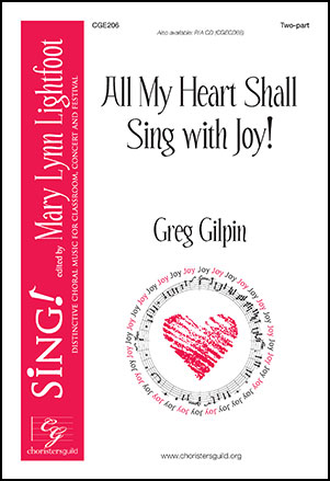 All My Heart Shall Sing with Joy!