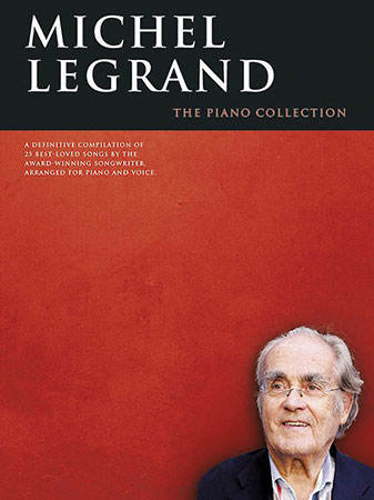 Michel Legrand: The Piano Collection