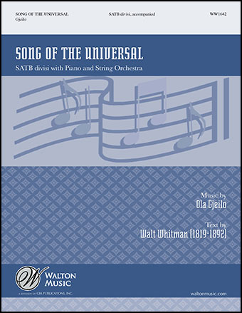 Song of the Universal Thumbnail
