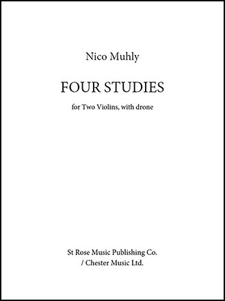 Four Studies for Two Violins and Drone