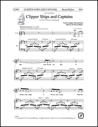Clipper Ships and Captains