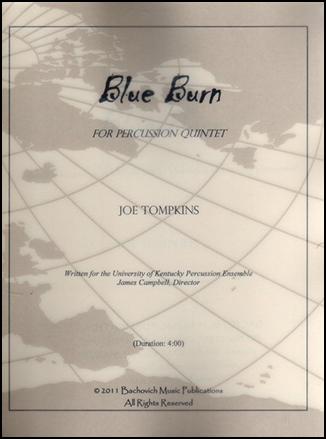 Blue Burn