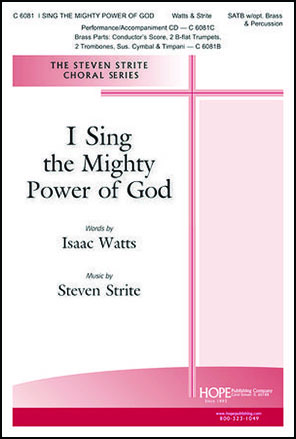 I Sing the Mighty Power of God Thumbnail