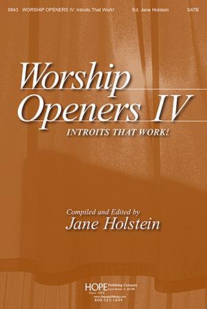 Worship Openers