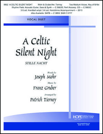 A Celtic Silent Night