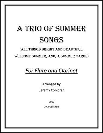 A Trio of Summer Songs
