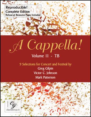 A Cappella! Volume II - TB