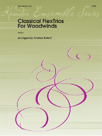 Classical FlexTrios for Woodwinds