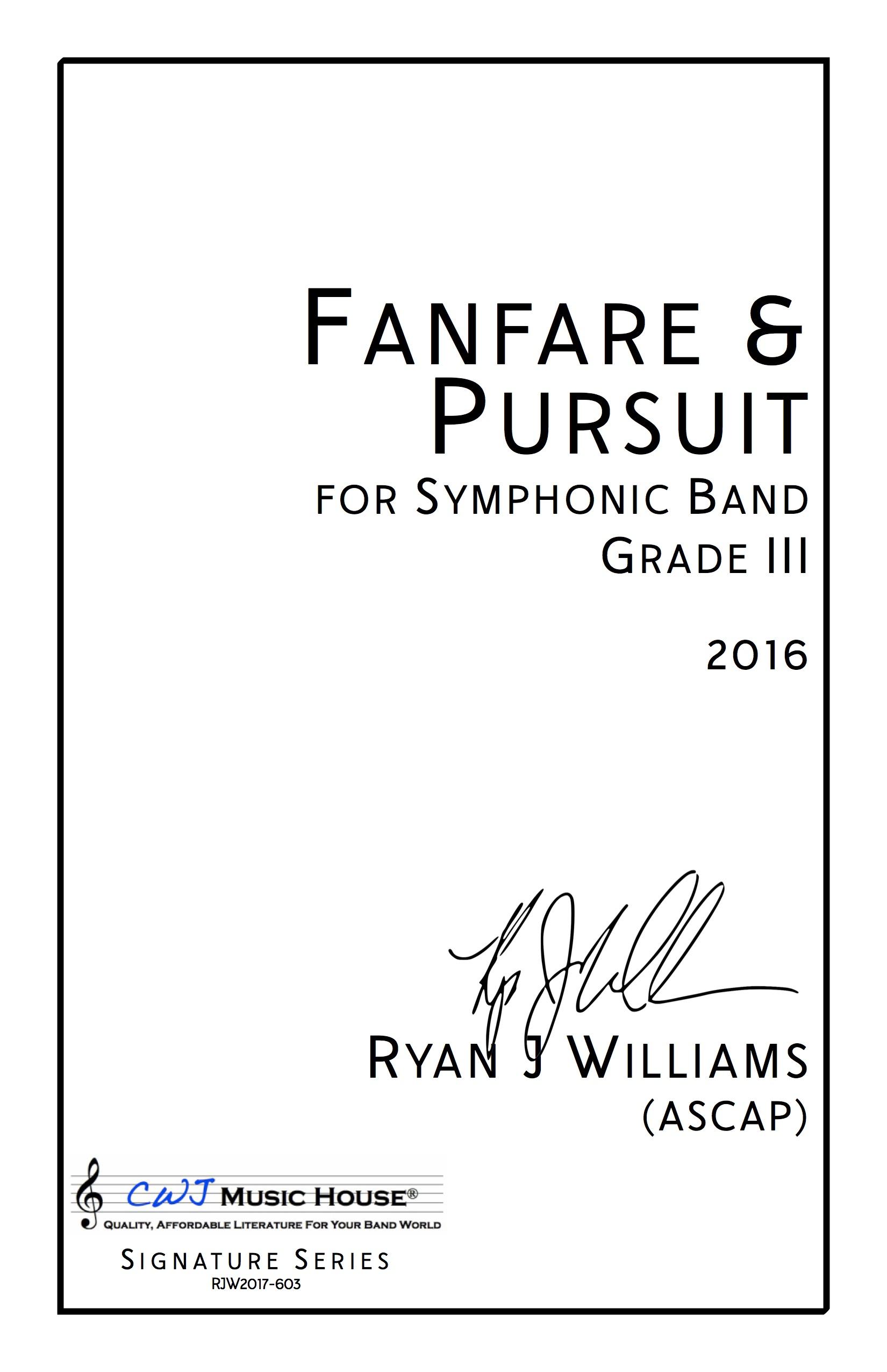 Fanfare & Pursuit