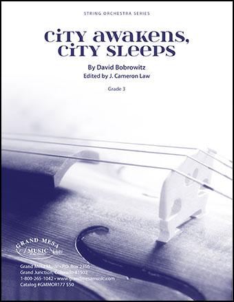 City Awakens, City Sleeps