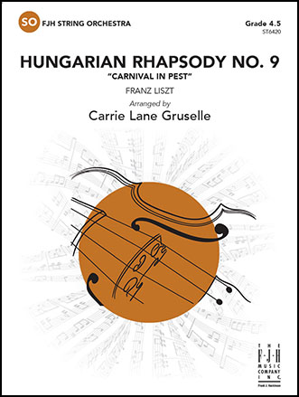 Hungarian Rhapsody No. 9