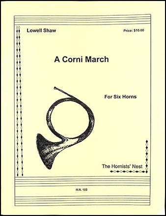 A Corni March