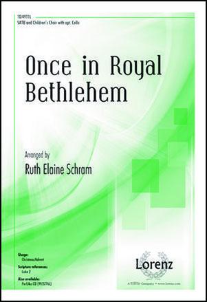 Once in Royal Bethlehem