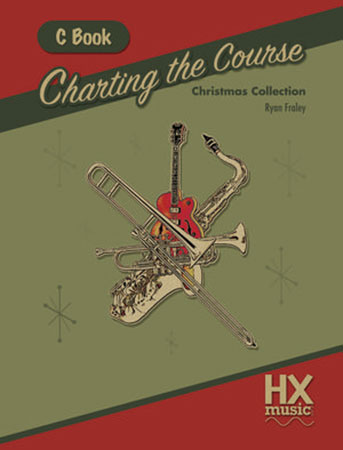 Charting the Course Christmas Collection jazz sheet music cover