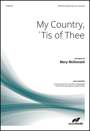 My Country, 'Tis of Thee Cover