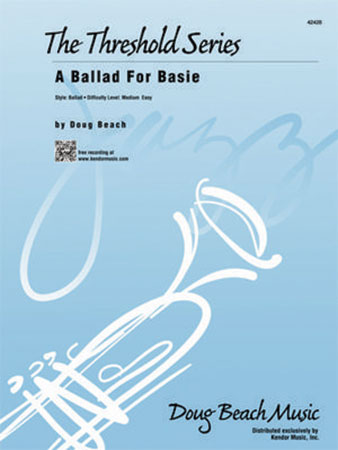 A Ballad for Basie