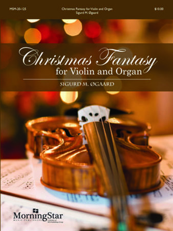 Christmas Fantasy for Violin and Organ