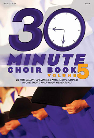 30 Minute Choir Book, Vol. 5