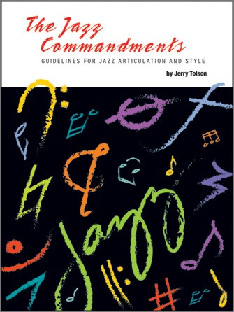 The Jazz Commandments jazz sheet music cover