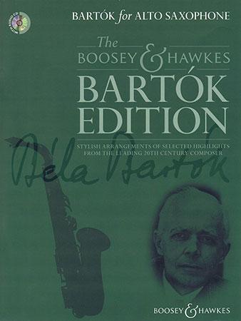 Bartok for Alto Saxophone