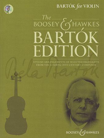 Bartok for Violin