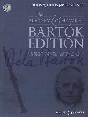 Bartok Duos & Trios for Clarinet