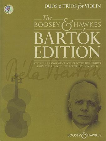 Bartok Duos and Trios for Violin