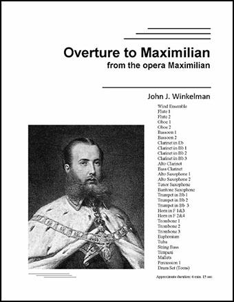 Overture to Maximilian