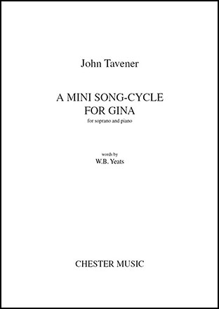 Mini Song Cycle for Gina