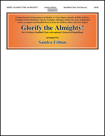 Glorify the Almighty!