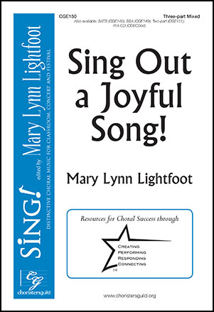 Sing Out a Joyful Song!