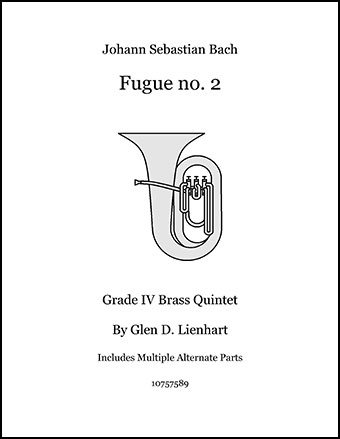 Fugue no. 2
