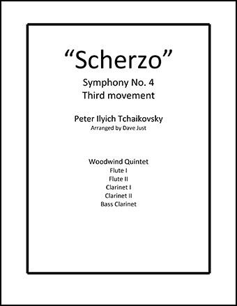 Scherzo for Woodwind Quintet