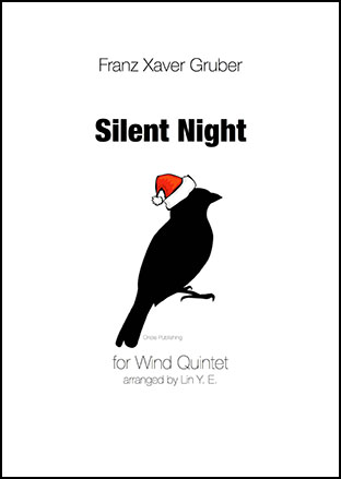 Silent Night for Wind Quintet