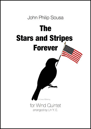 The Stars and Stripes Forever for Wind Quintet
