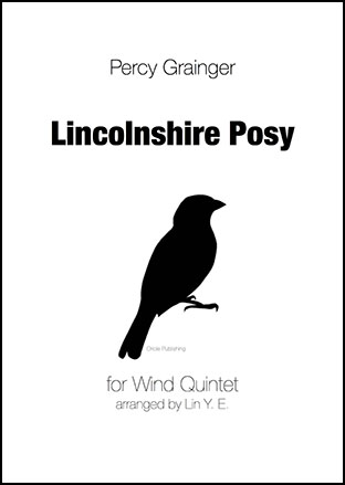 Lincolnshire Posy for Wind Quintet - II. Horkstow Grange