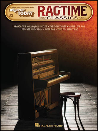 E-Z Play Today, Vol. 33 Ragtime Classics
