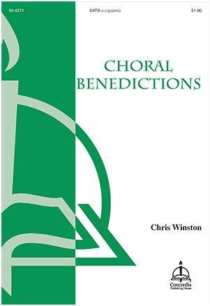 Choral Benedictions