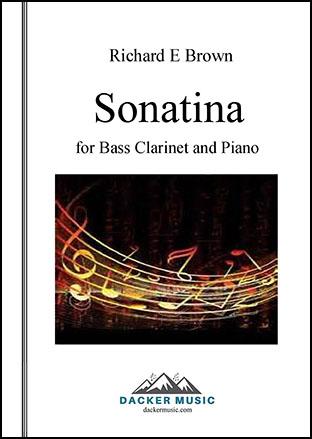 Sonatina for Bass Clarinet and Piano Thumbnail