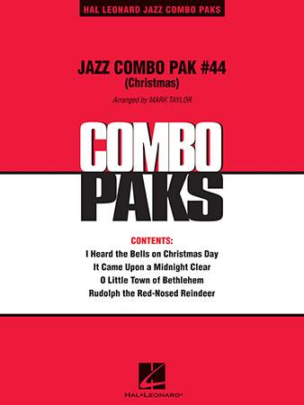 Jazz Combo Pak No. 44 (Christmas)
